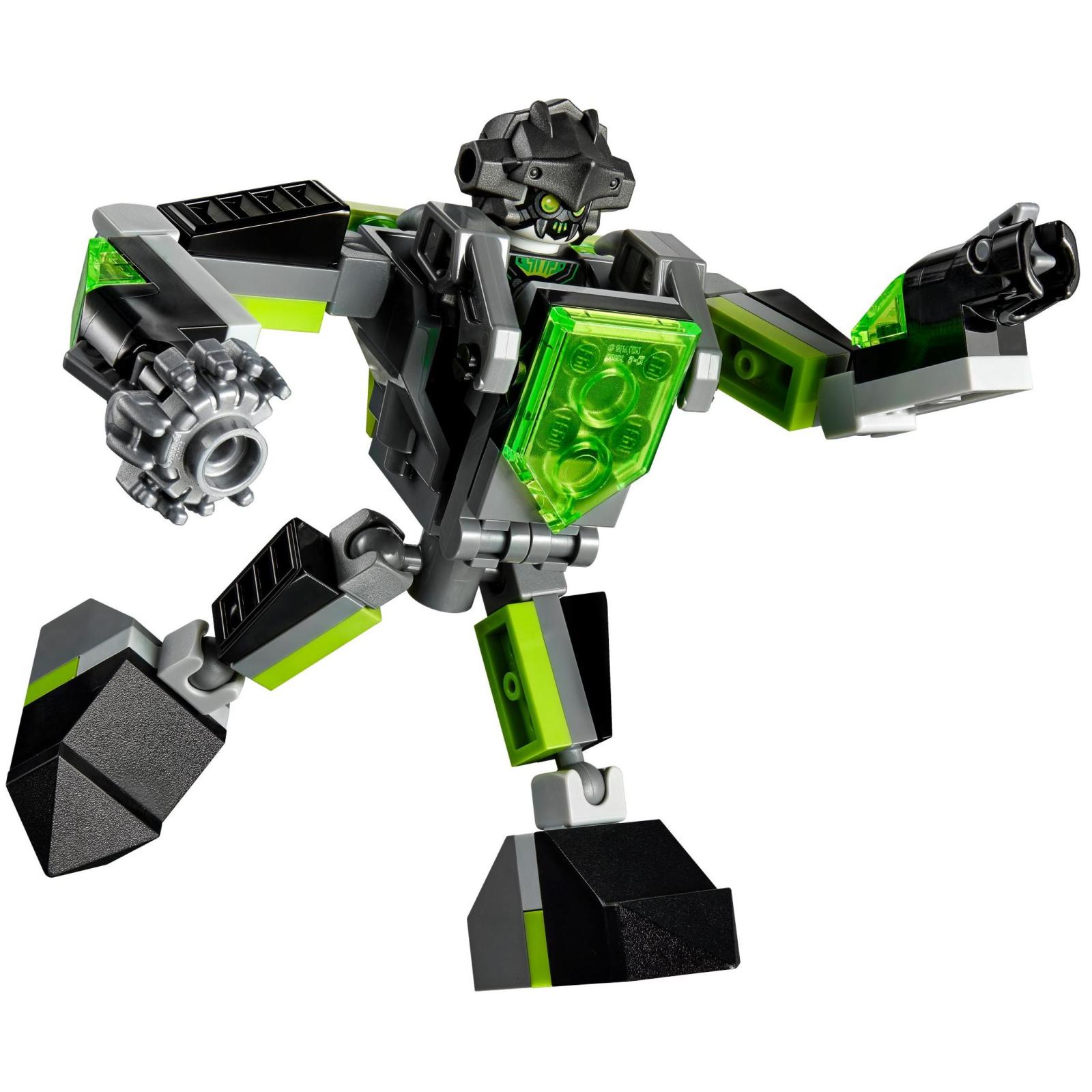 Конструктор LEGO Nexo Knights Бомбардировщик Берсеркер (72003) изображение 6