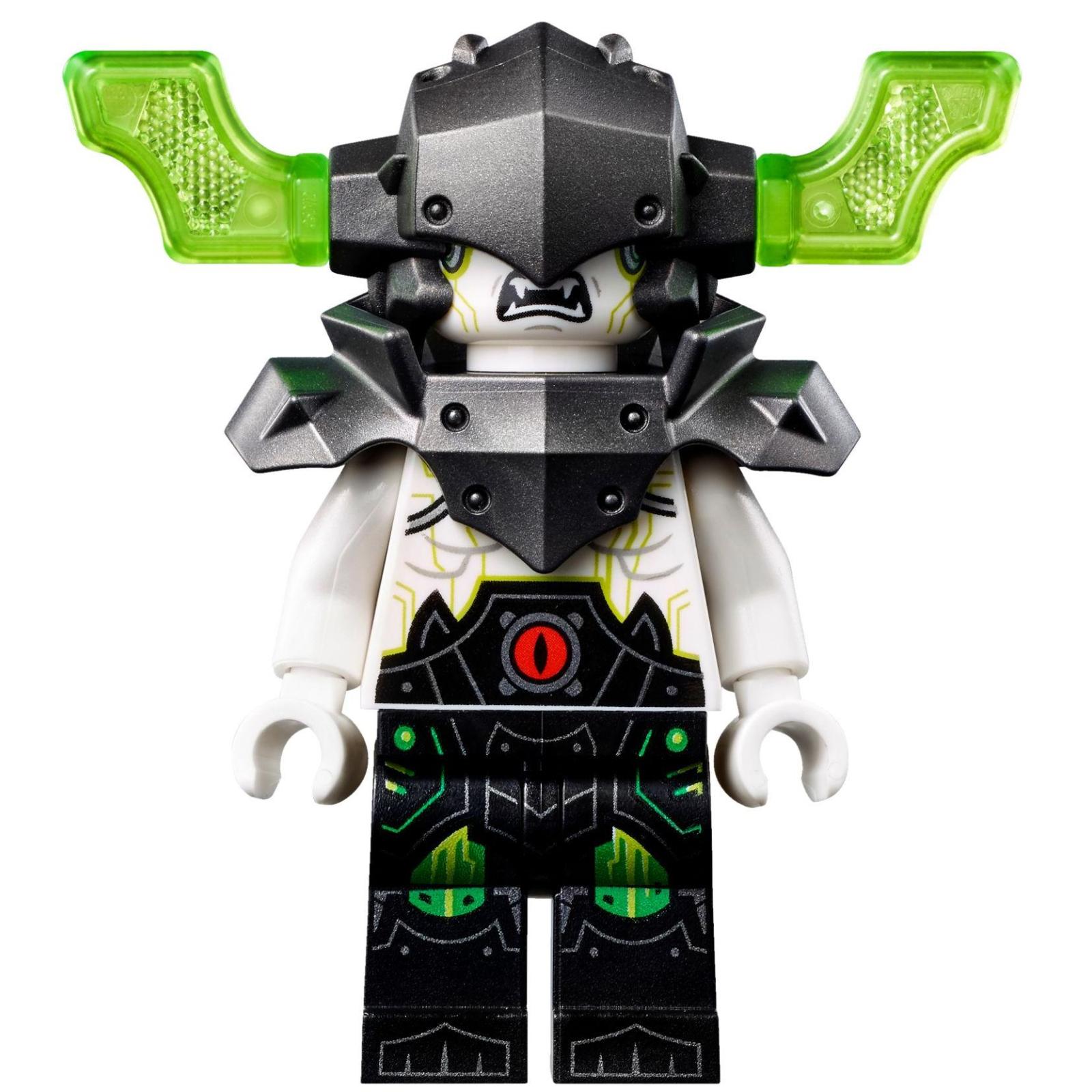 Конструктор LEGO Nexo Knights Бомбардировщик Берсеркер (72003) изображение 9