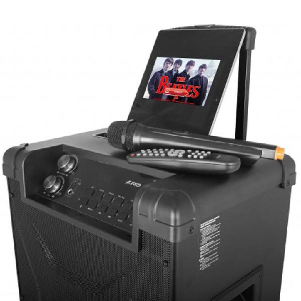 Акустическая система F&D T2 FM Black изображение 3