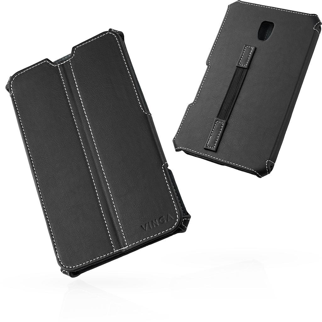 Чехол для планшета Samsung Galaxy Tab A 8.0 T385 black Vinga (VNSMT385) изображение 3