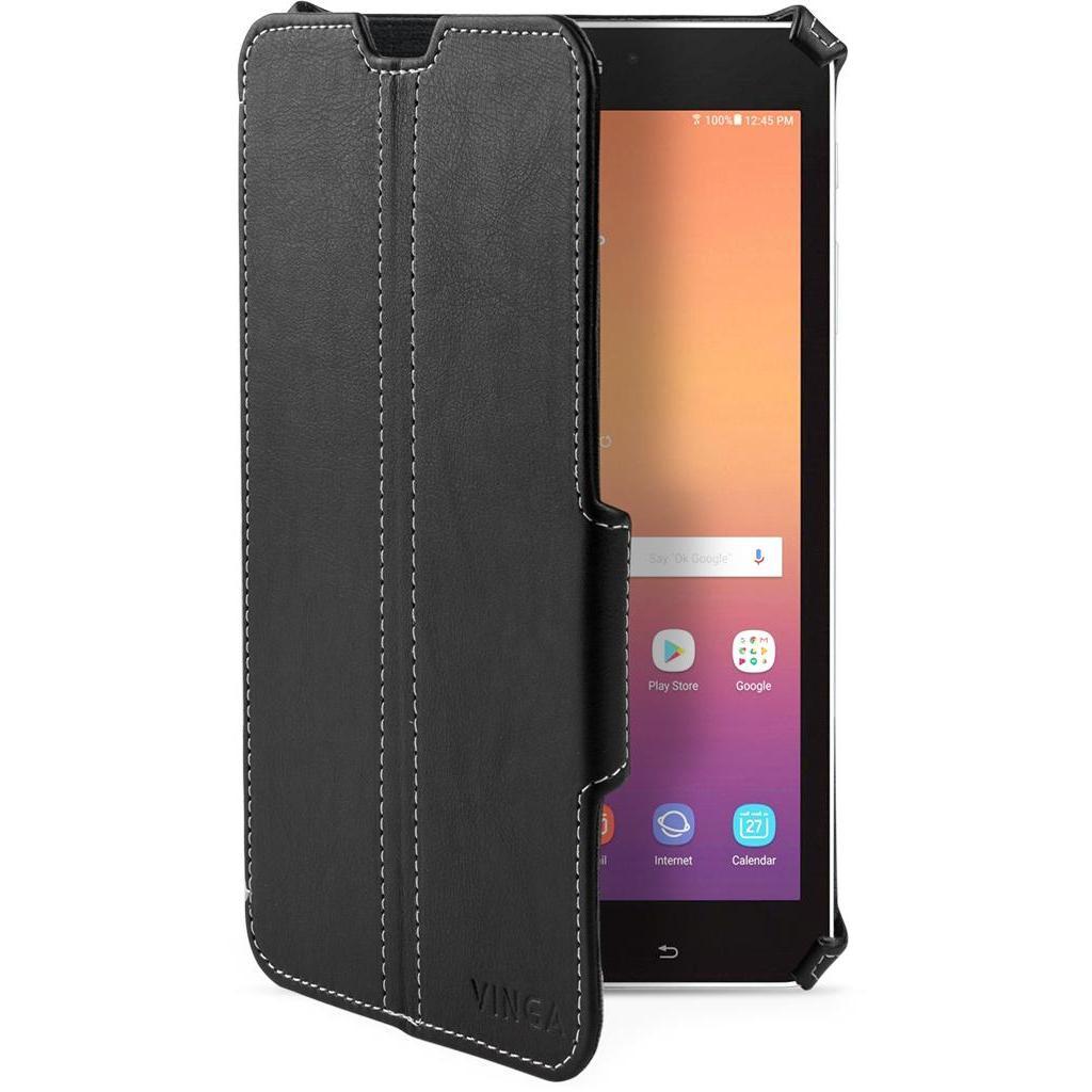 Чехол для планшета Samsung Galaxy Tab A 8.0 T385 black Vinga (VNSMT385)