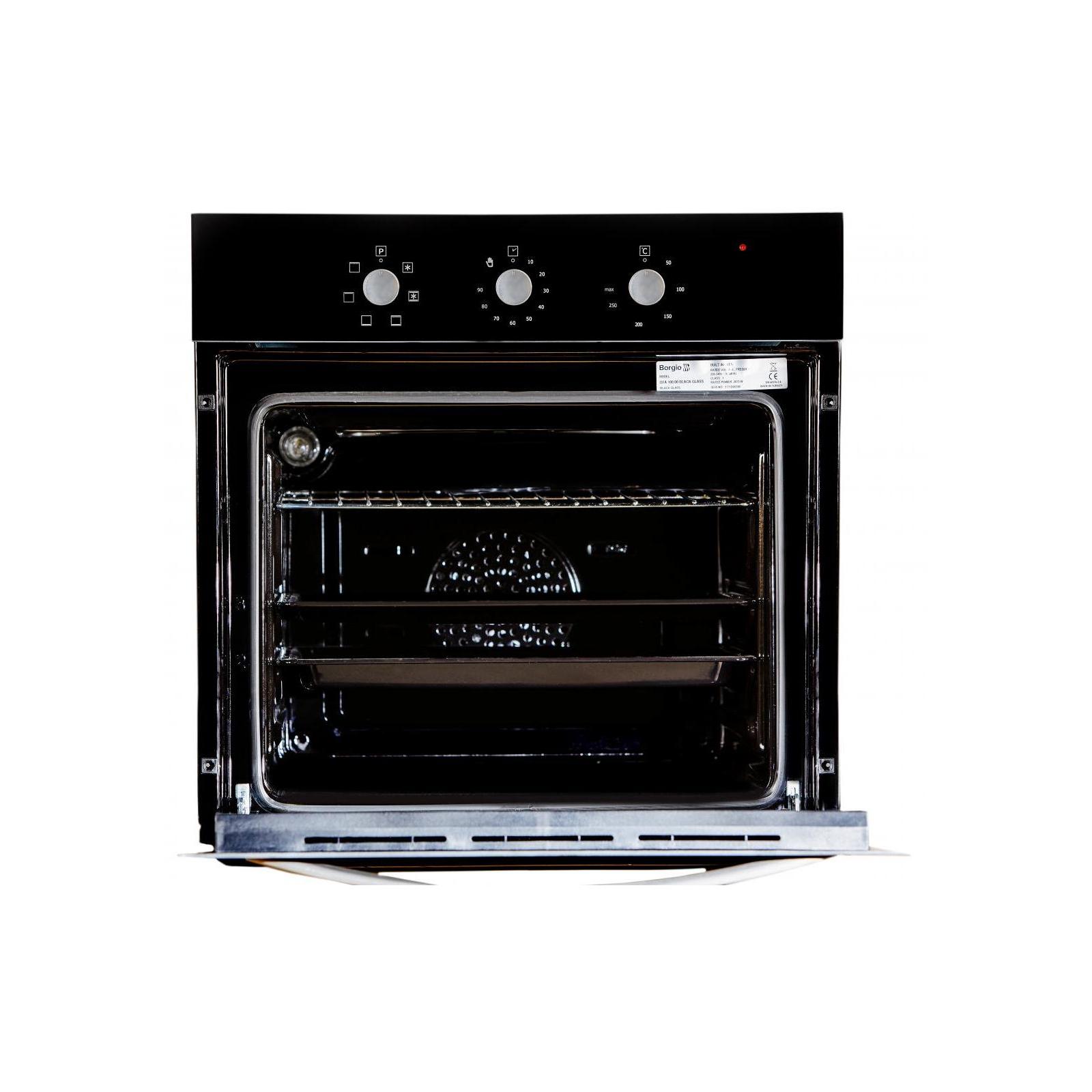 Духовой шкаф Borgio OFA 100.00 (Black Glass) изображение 2