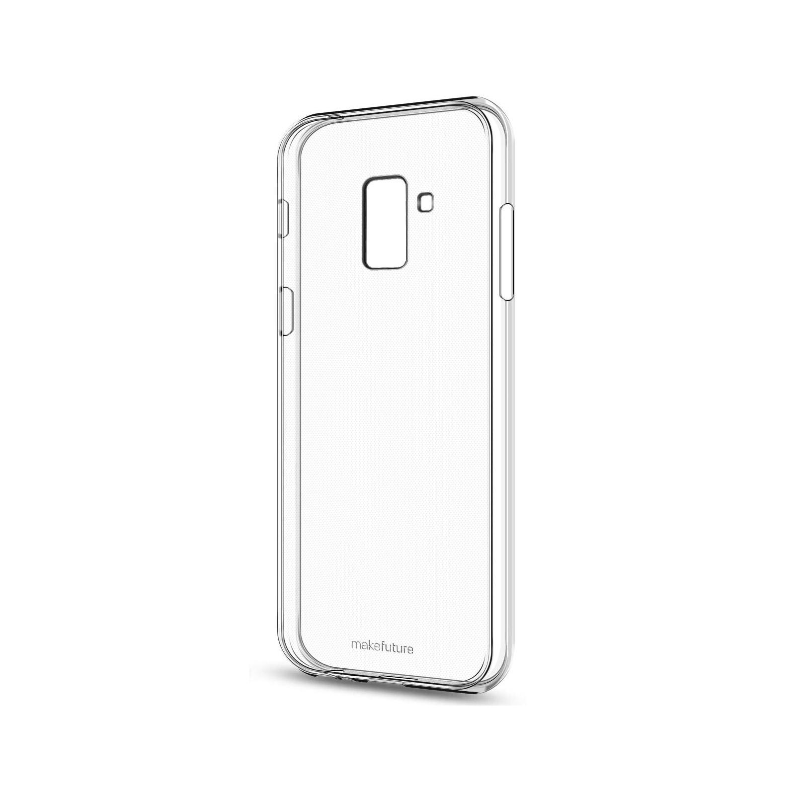 Чехол для моб. телефона MakeFuture Air Case (Clear TPU) Samsung A8 2018 (MCA-SA818)