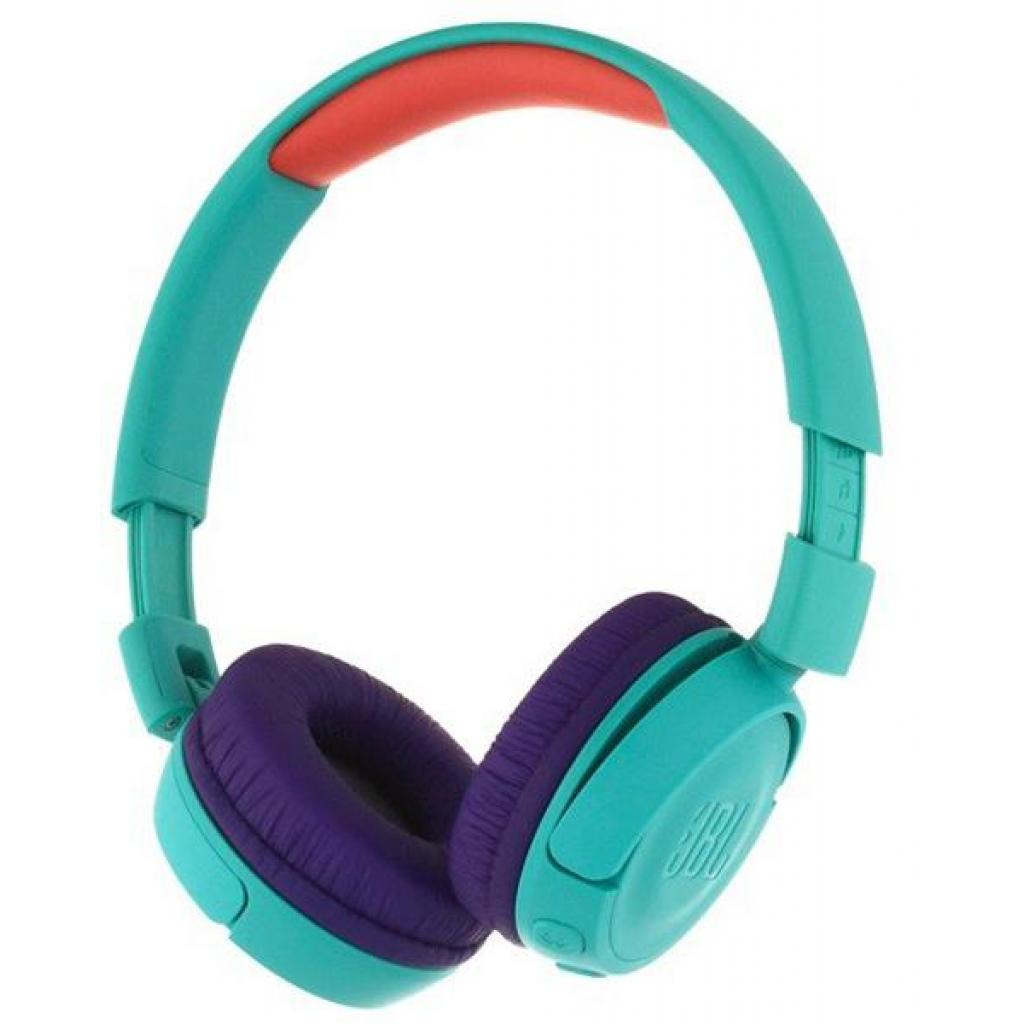 Наушники JBL Junior JR300BT Teal (JR300BTTEL)