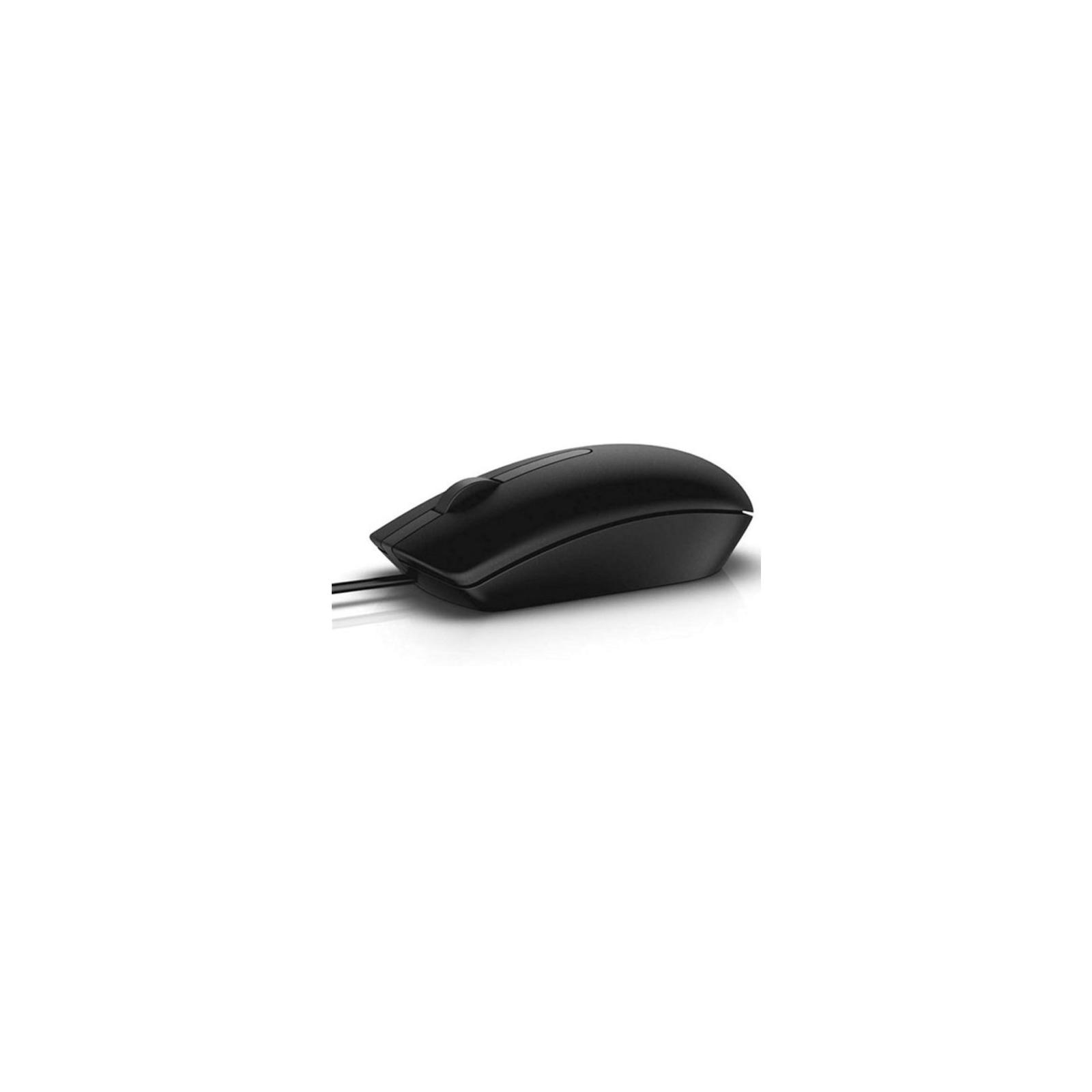 Мышка Dell MS116 Black (570-AAIS) изображение 2