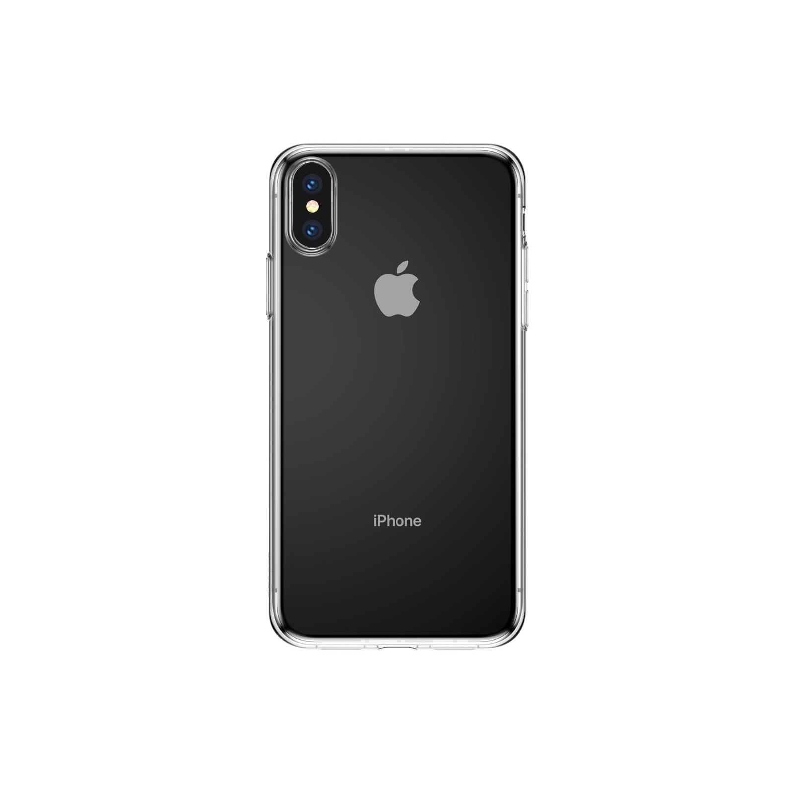 Чохол до моб. телефона Baseus iPhone XS Simplicity basic, TR (ARAPIPH58-B02)