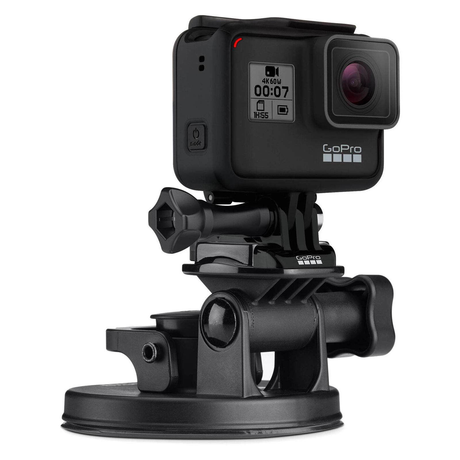 Аксессуар к экшн-камерам GoPro Suction Cup Mount (AUCMT-302) изображение 3