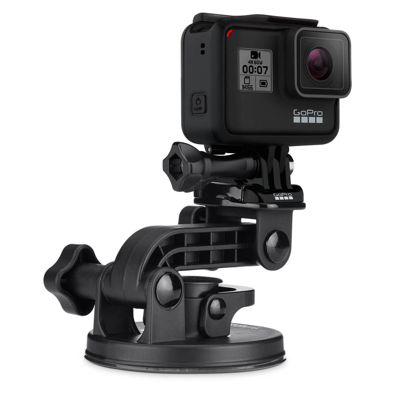 Аксессуар к экшн-камерам GoPro Suction Cup Mount (AUCMT-302) изображение 4