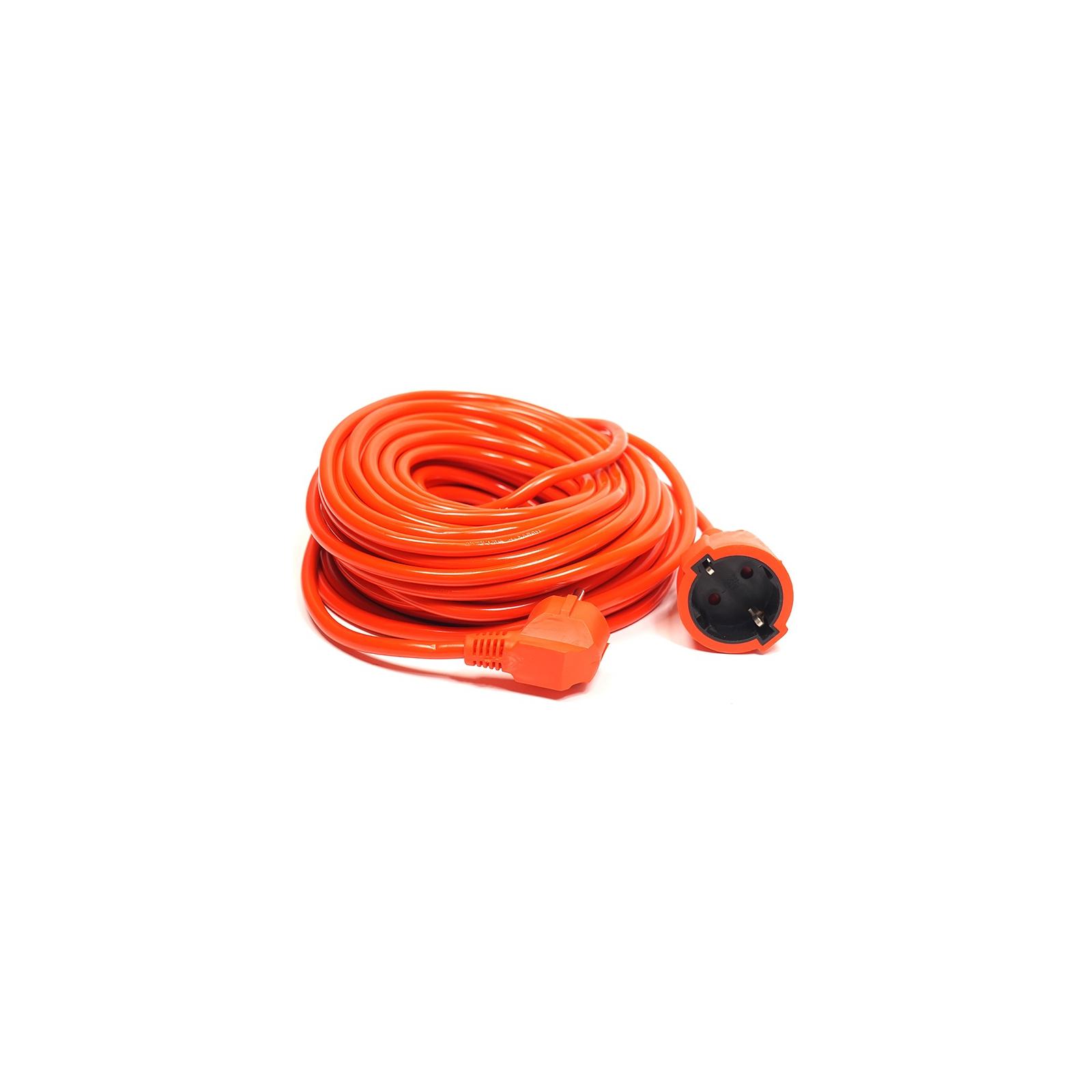 Сетевой удлинитель PowerPlant 20 м, 3x2.5мм2, 16А, морозостойкий (JY-3024/20) (PPCA16M20S1L)