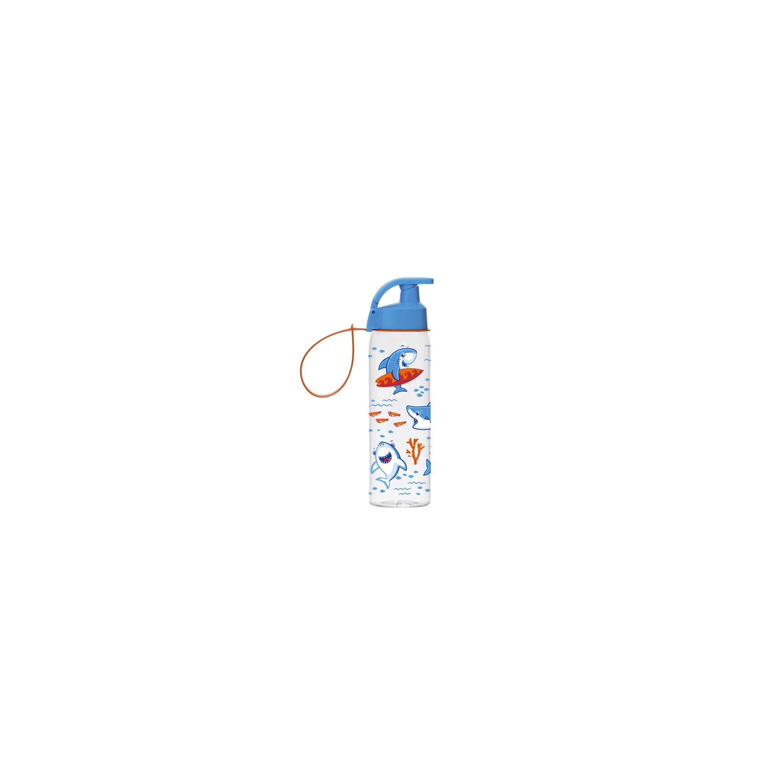 Бутылка для воды Herevin Shark 0.5 л (161415-370)