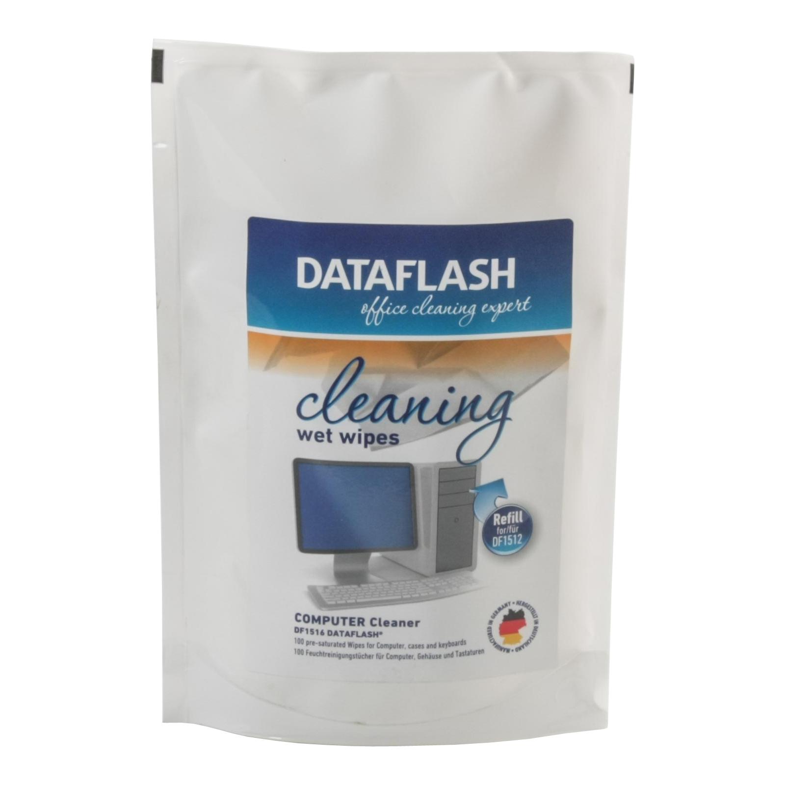 Салфетки DataFlash for technique 100pcs (DF1516B)