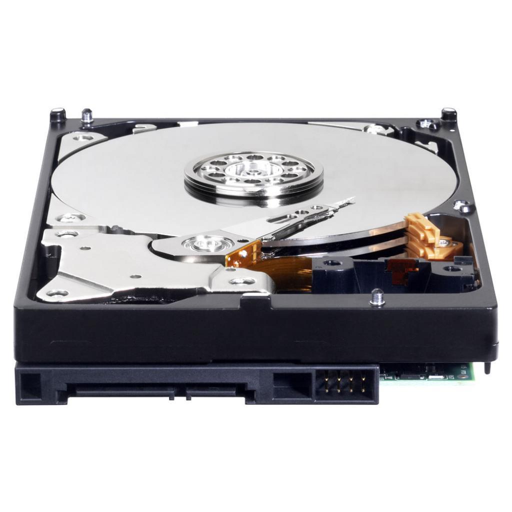 """Жорсткий диск 3.5""""  500Gb WD (WD5000AAKX) зображення 2"""