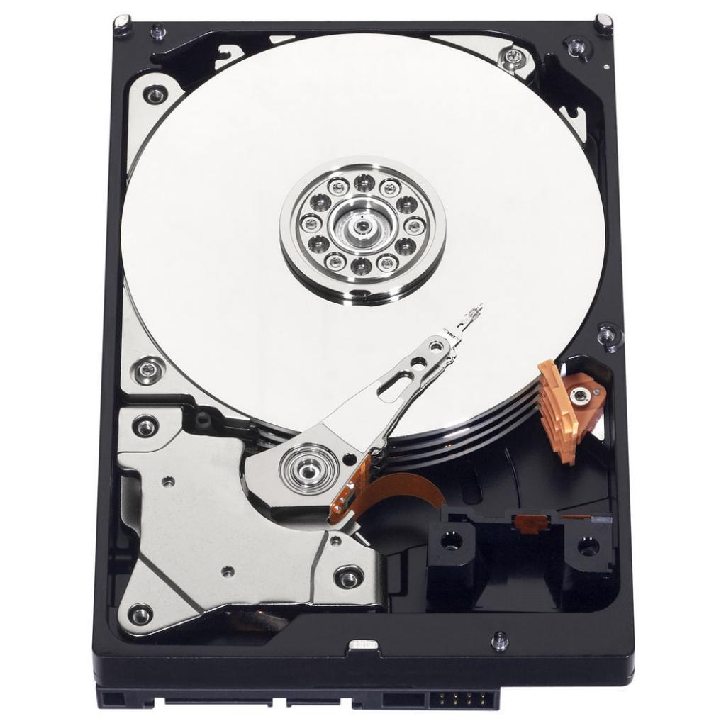 """Жорсткий диск 3.5""""  500Gb WD (WD5000AAKX) зображення 3"""