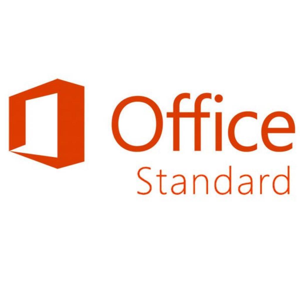Программная продукция Microsoft OfficeStd SNGL LicSAPk NL (021-05429)