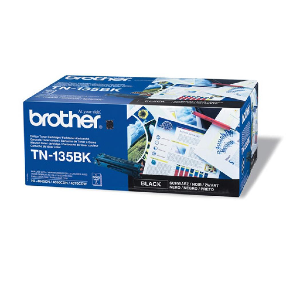 Картридж Brother для HL-40xxC,MFC9440,DCP9040 black (TN135BK)