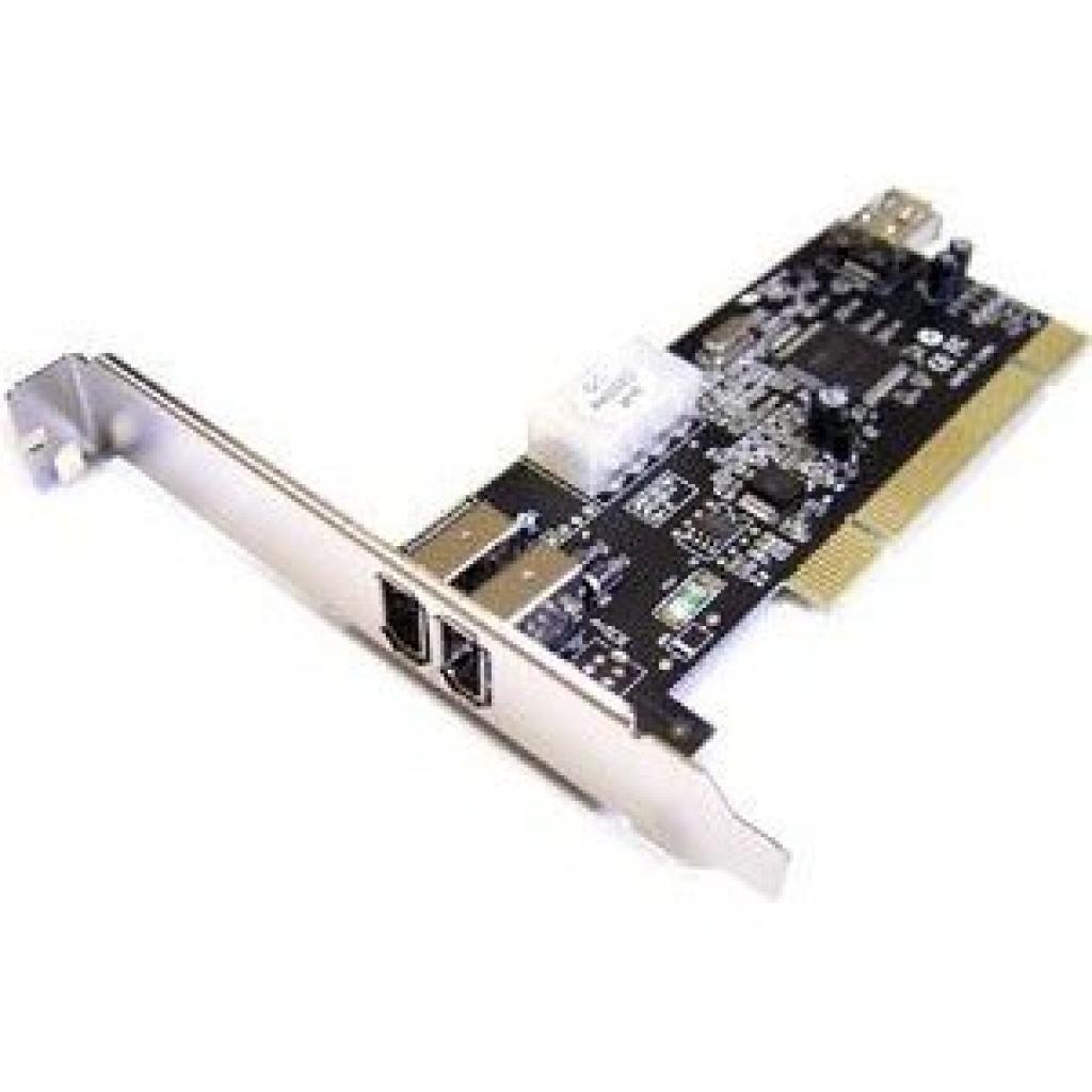 Контроллер PCI to Firewire MAXXTRO (F-204 N)