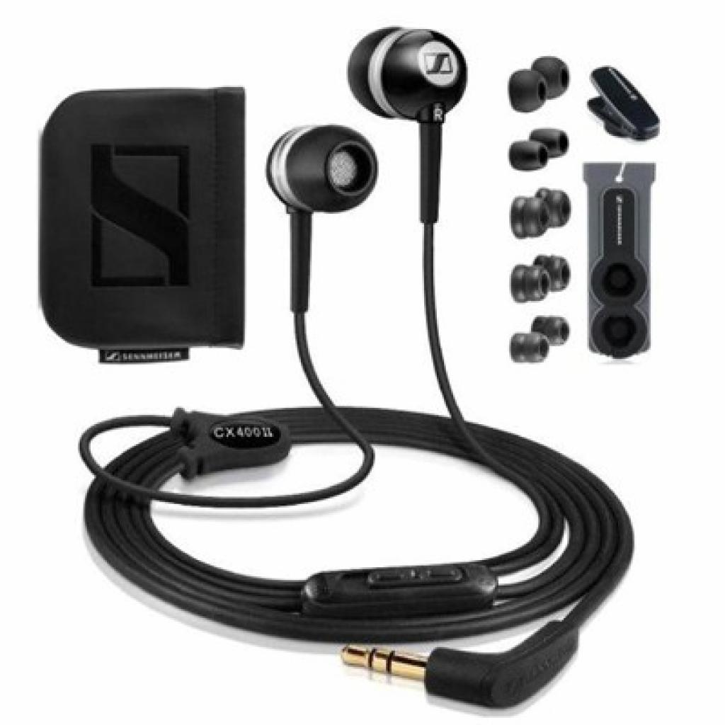 Наушники Sennheiser CX 400-II Precision Black (502723)