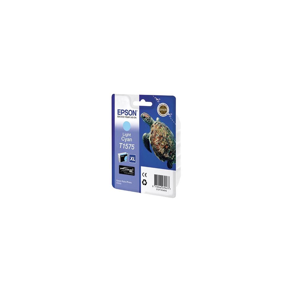 Картридж EPSON StPhoto R3000 Light Cyan (C13T15754010)