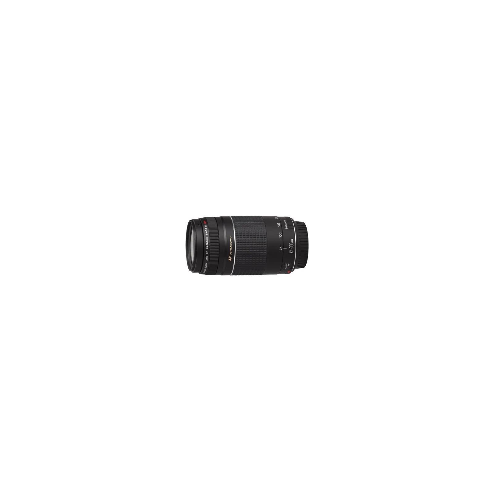 Объектив Canon EF 75-300mm f/4-5.6 III USM (6472A012)
