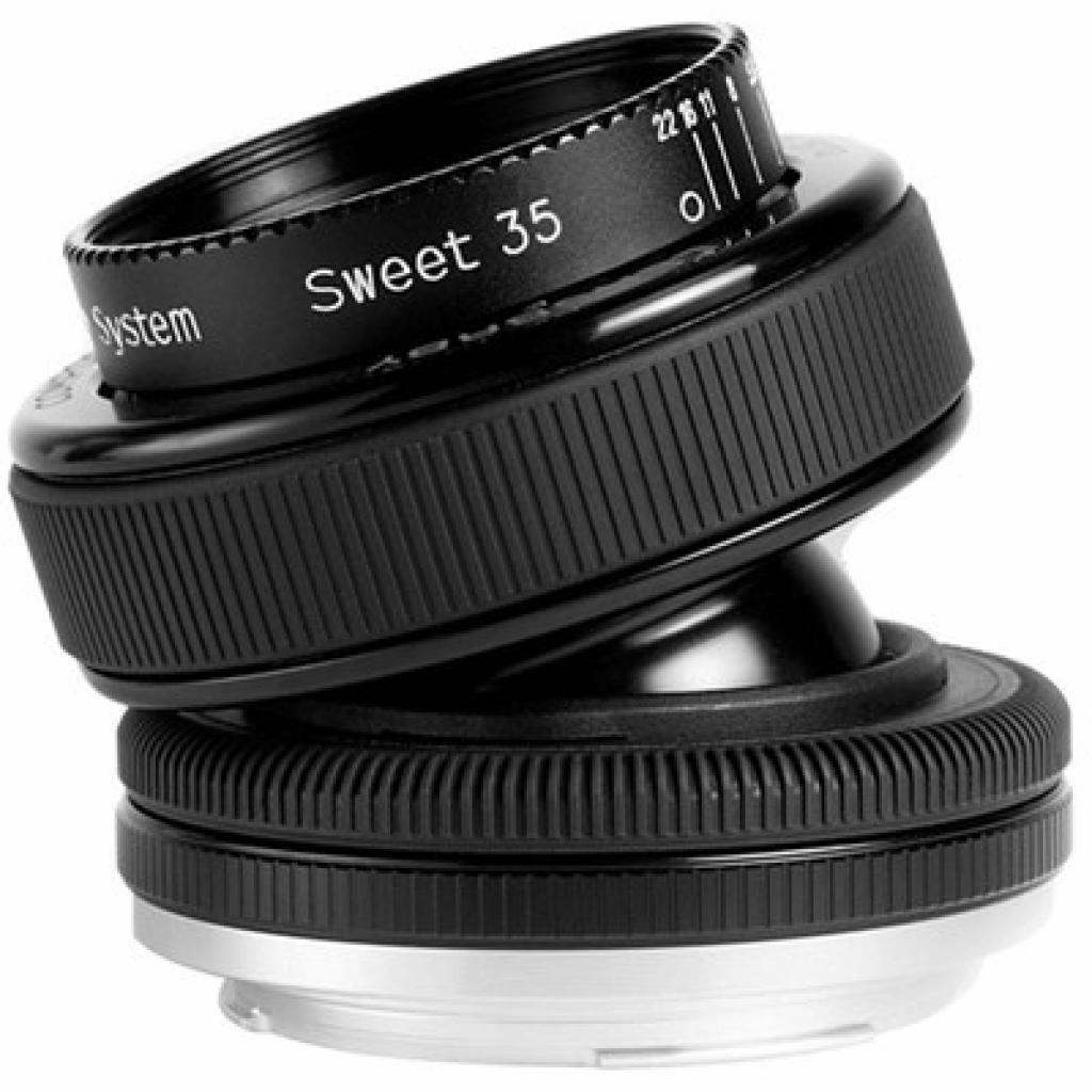 Объектив Lensbaby Composer Pro w/Sweet 35 for Canon EF (LBCP35C)