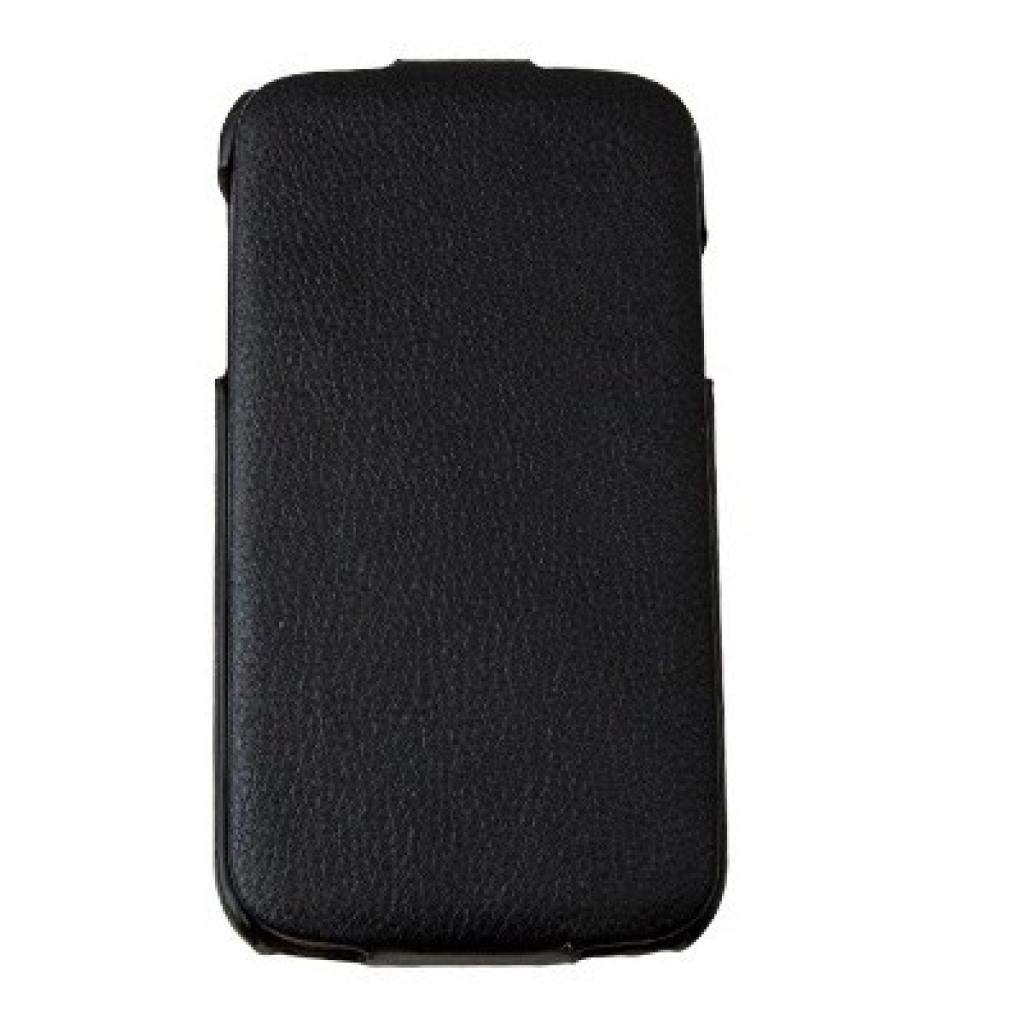 Чехол для моб. телефона Drobak для Samsung I9500 Galaxy S4 /Business-flip Black (215243)