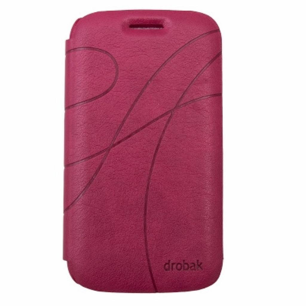 Чехол для моб. телефона Drobak для Samsung I8262 Galaxy Core /Oscar Style/Pink (215297)