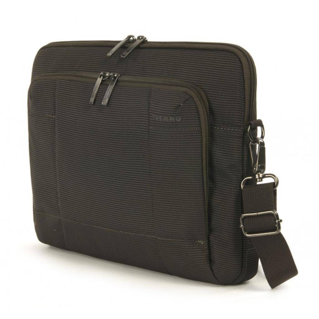 "Сумка для ноутбука Tucano 13""+ iPad One Slim /Marrone (BFON13-M) изображение 1"
