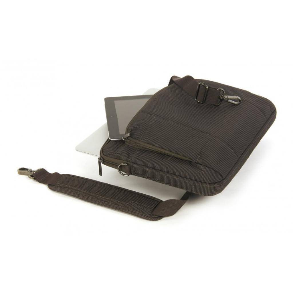 "Сумка для ноутбука Tucano 13""+ iPad One Slim /Marrone (BFON13-M) изображение 3"