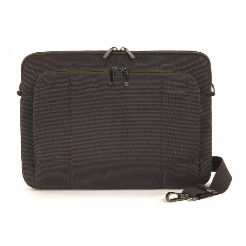 "Сумка для ноутбука Tucano 13""+ iPad One Slim /Marrone (BFON13-M)"