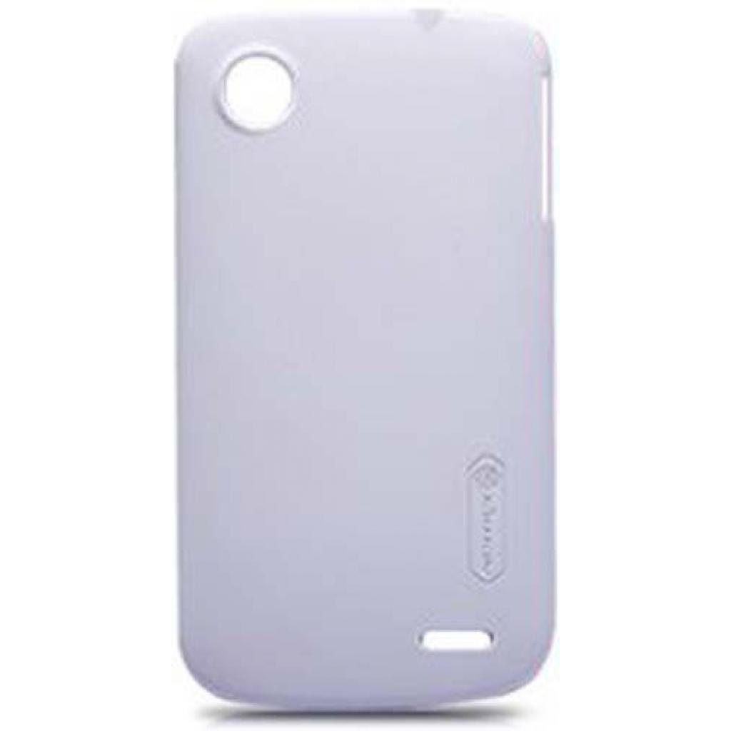 Чехол для моб. телефона NILLKIN для Lenovo A800 /Super Frosted Shield/White (6104135)