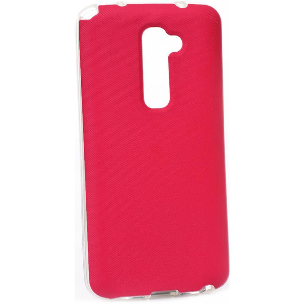 Чехол для моб. телефона VOIA для LG D802 Optimus G II /Jelly/Red (6093479)