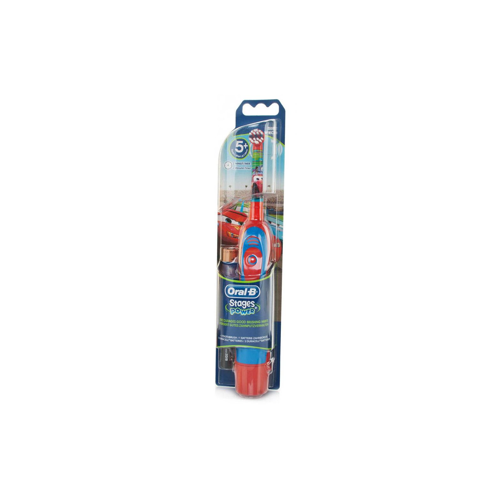 Электрическая зубная щетка BRAUN DB 4.510 (DB4.510) изображение 2