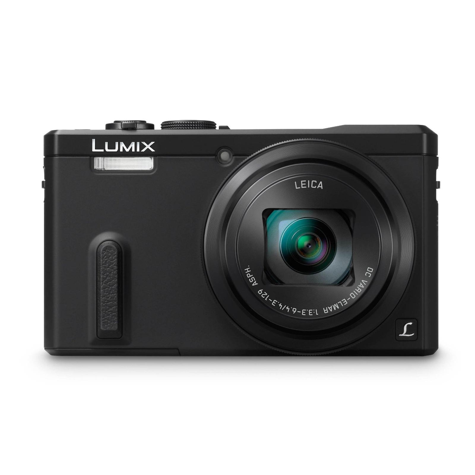 Цифровой фотоаппарат PANASONIC Lumix DMC-TZ60EE-K (DMC-TZ60EE-K) изображение 2