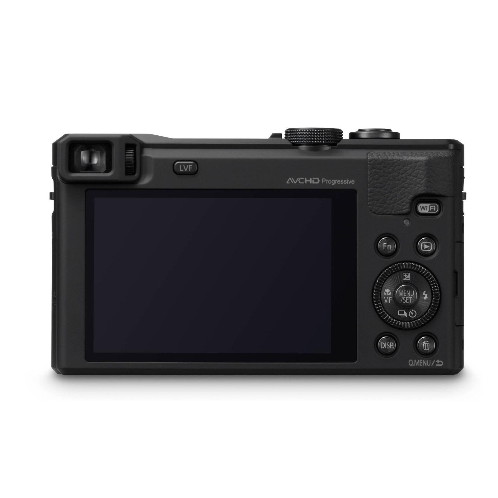 Цифровой фотоаппарат PANASONIC Lumix DMC-TZ60EE-K (DMC-TZ60EE-K) изображение 3