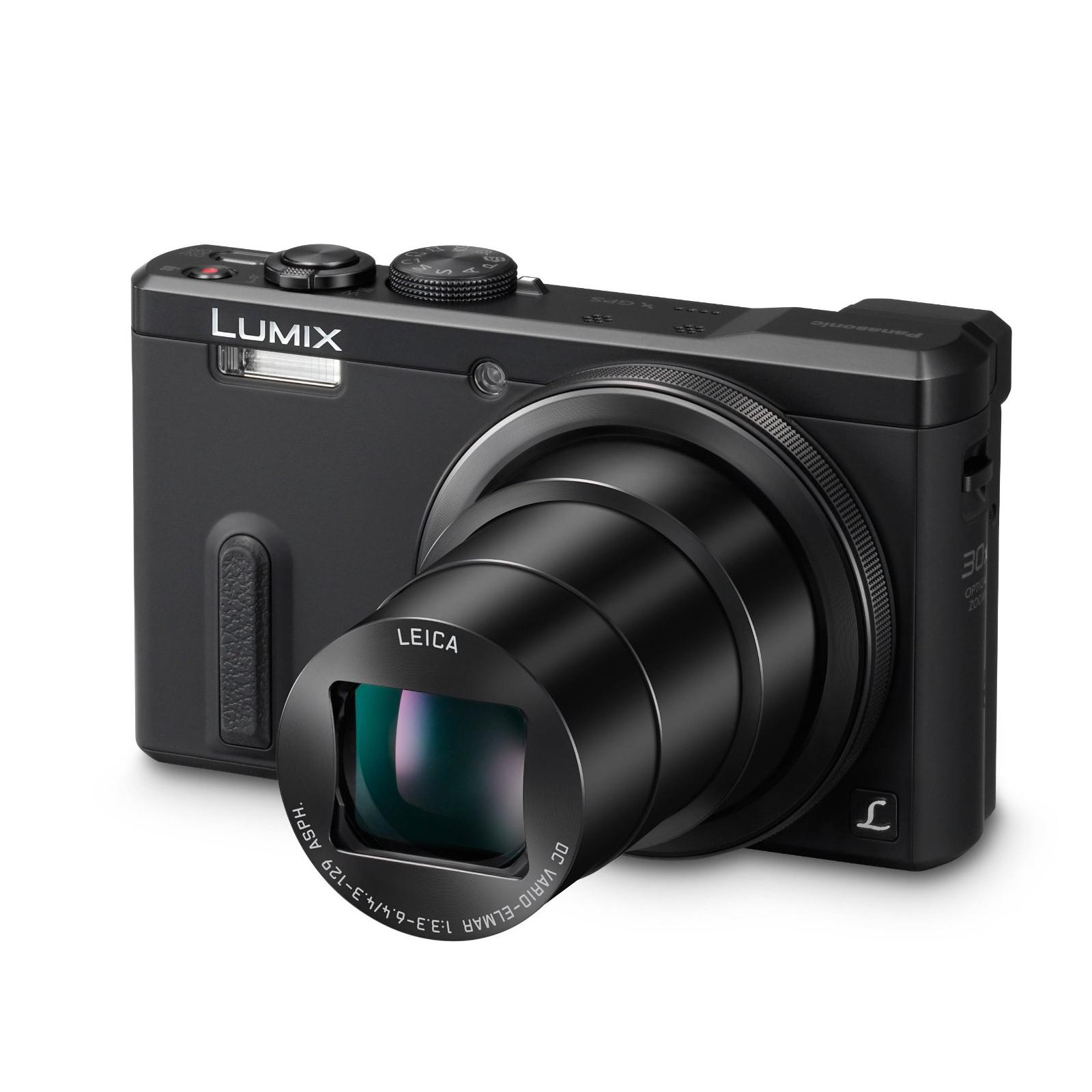Цифровой фотоаппарат PANASONIC Lumix DMC-TZ60EE-K (DMC-TZ60EE-K) изображение 4
