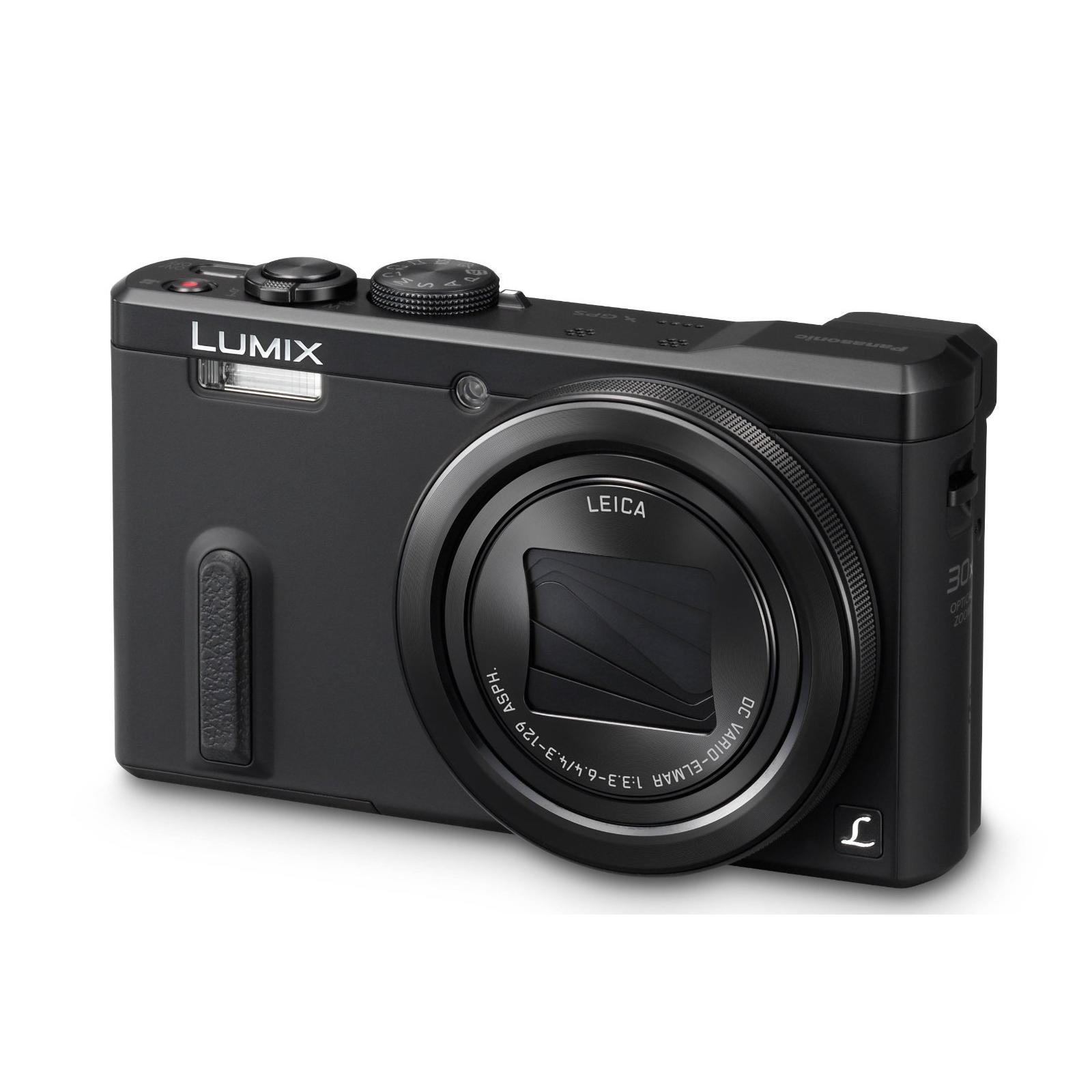 Цифровой фотоаппарат PANASONIC Lumix DMC-TZ60EE-K (DMC-TZ60EE-K) изображение 6