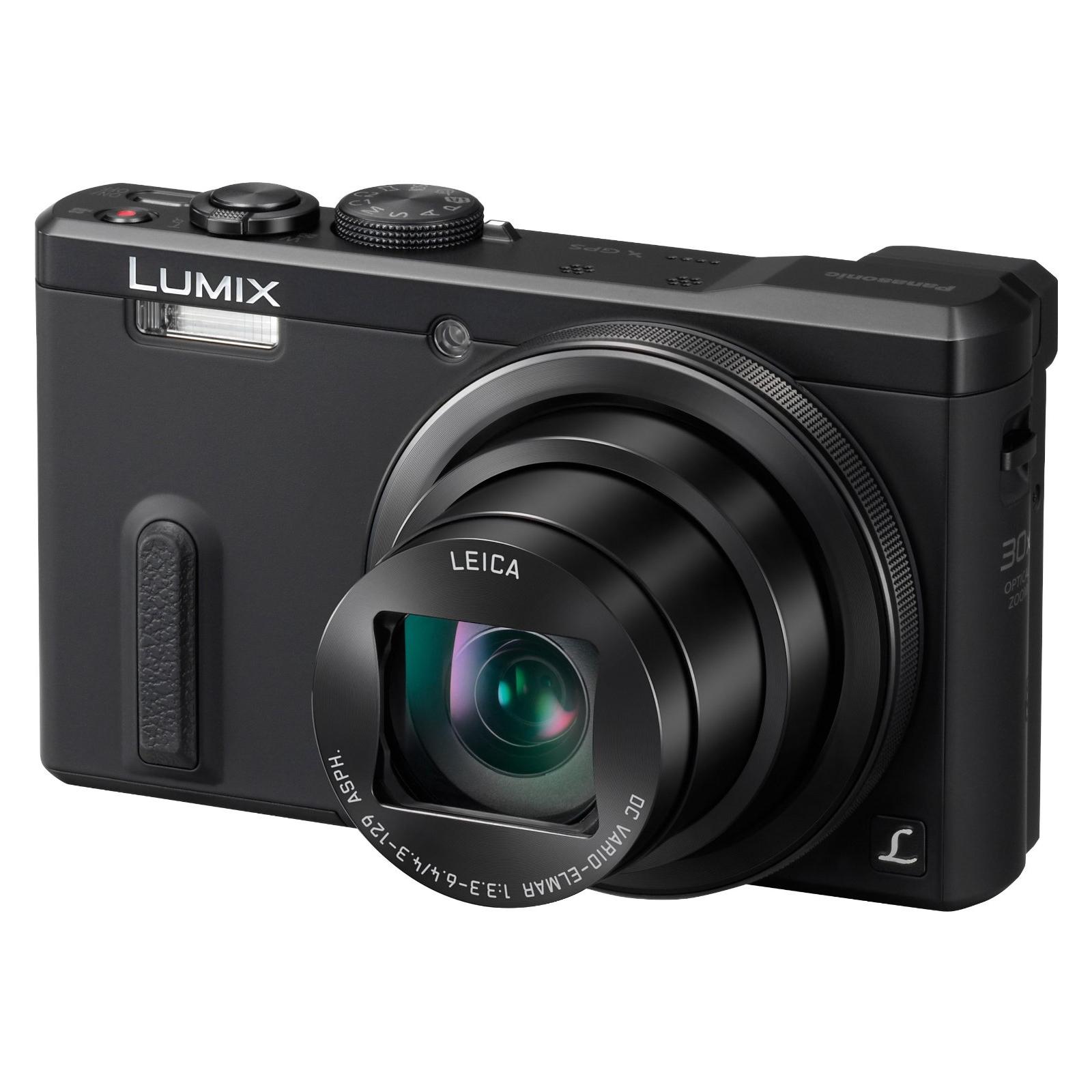 Цифровой фотоаппарат PANASONIC Lumix DMC-TZ60EE-K (DMC-TZ60EE-K)
