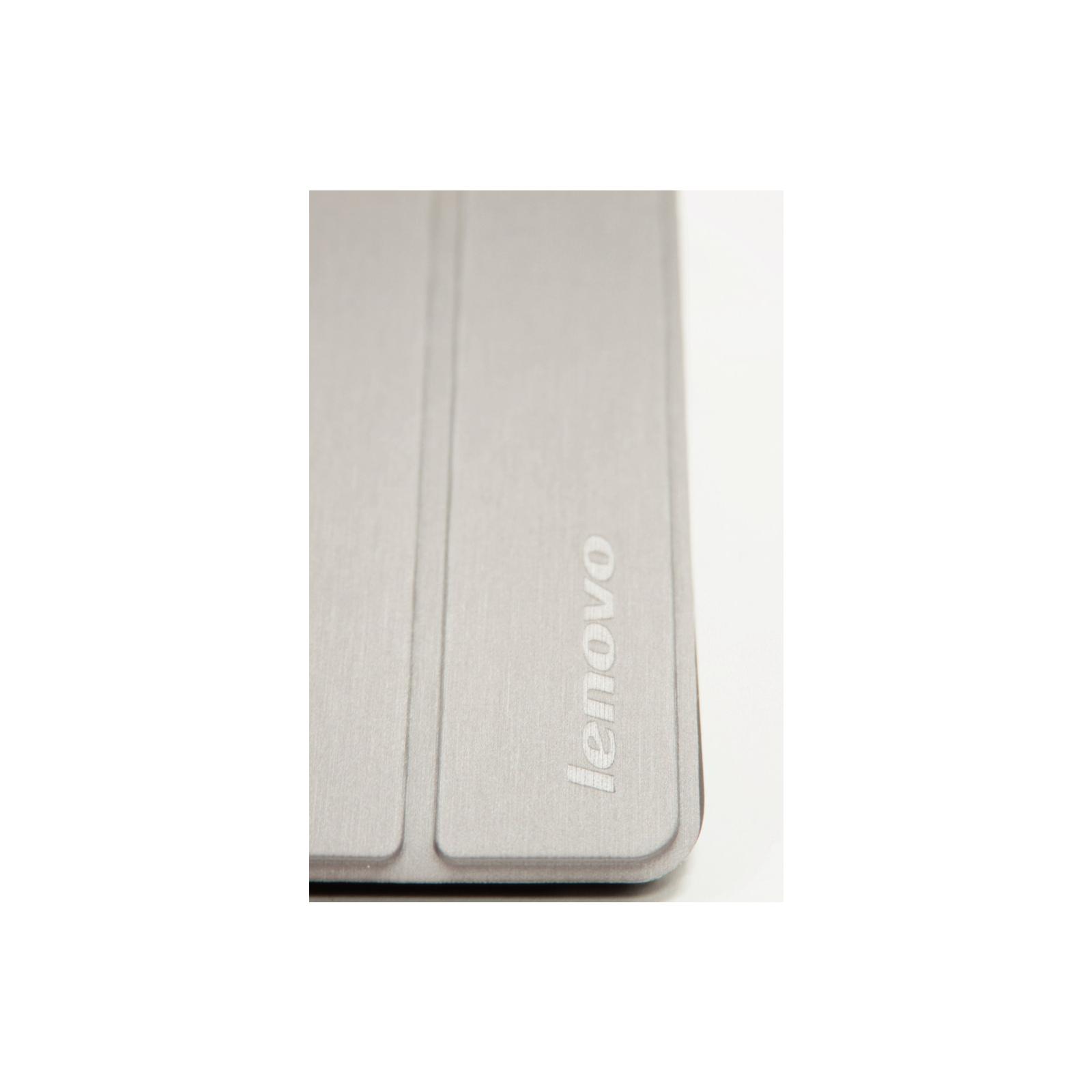 "Чехол для планшета Lenovo 10"" А7600 Folio Case and film silver (888016534) изображение 2"