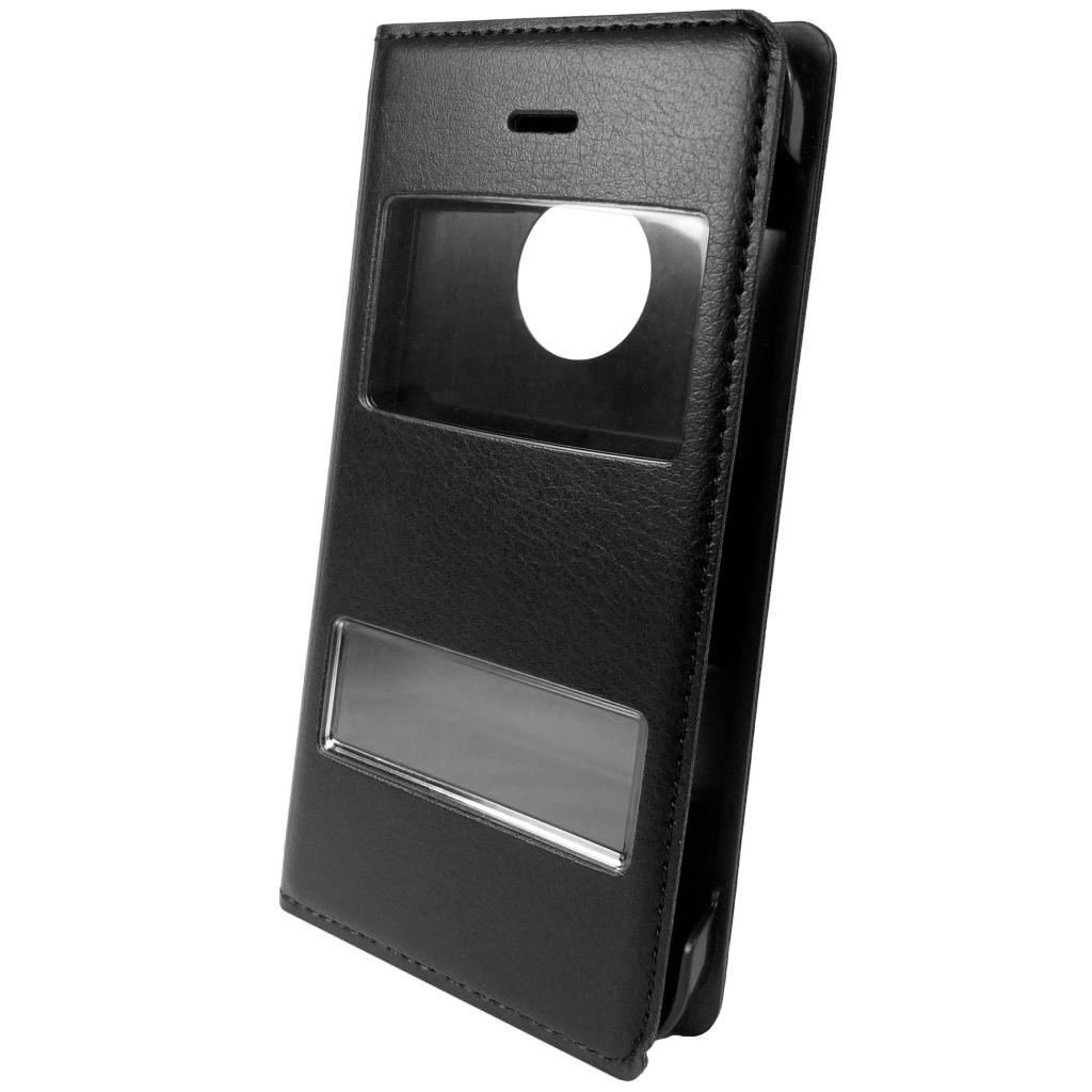 Чехол для моб. телефона GLOBAL для Apple iPhone 5 (черный) (1283126459108) изображение 2