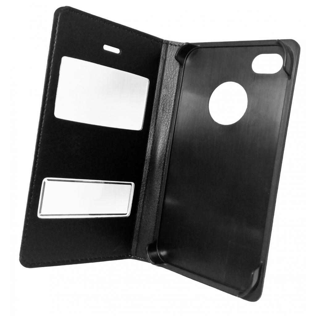 Чехол для моб. телефона GLOBAL для Apple iPhone 5 (черный) (1283126459108)