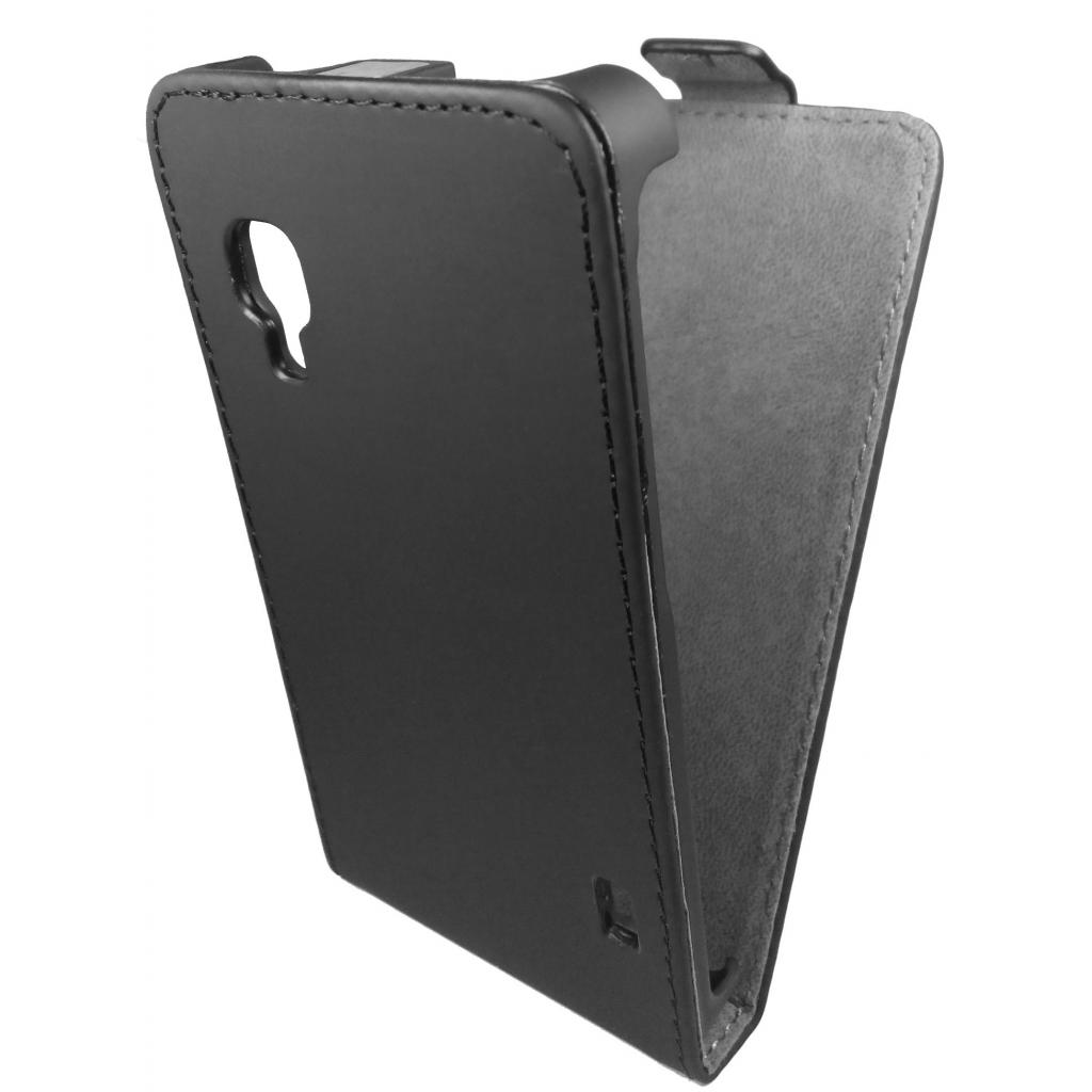 Чехол для моб. телефона GLOBAL для LG E450 Optimus L5 II (черный) (1283126448508)