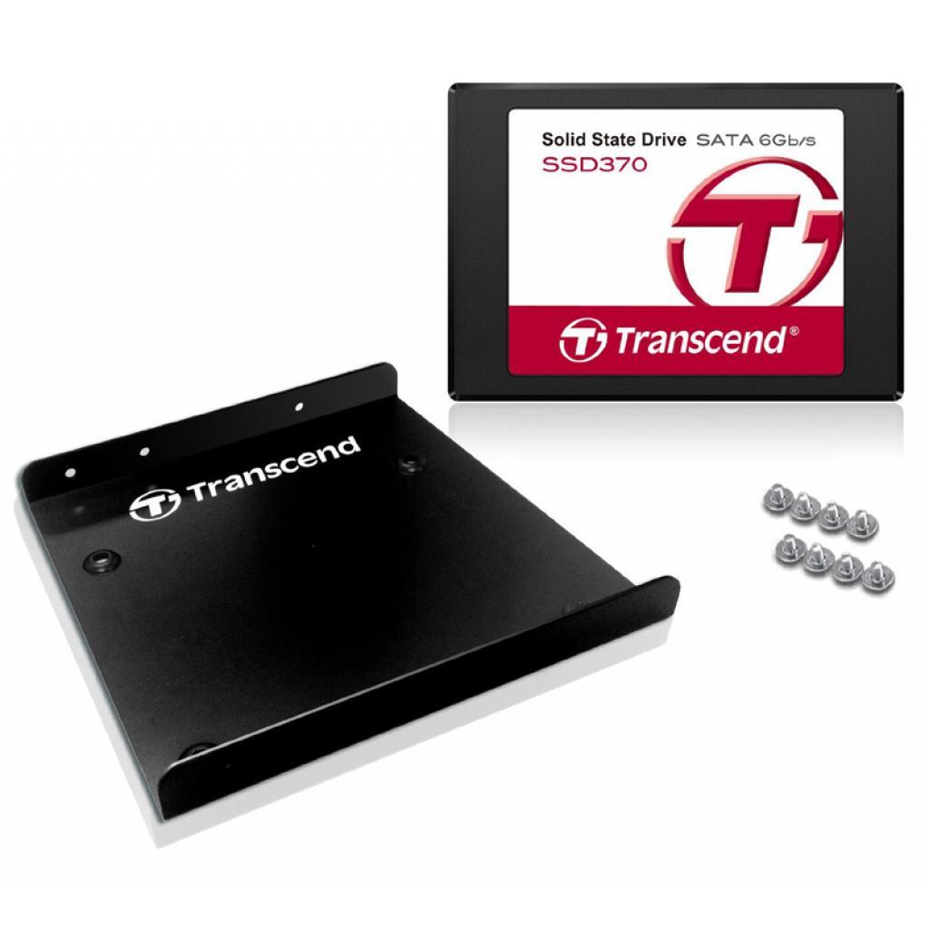 "Накопитель SSD 2.5""  32GB Transcend (TS32GSSD370) изображение 4"