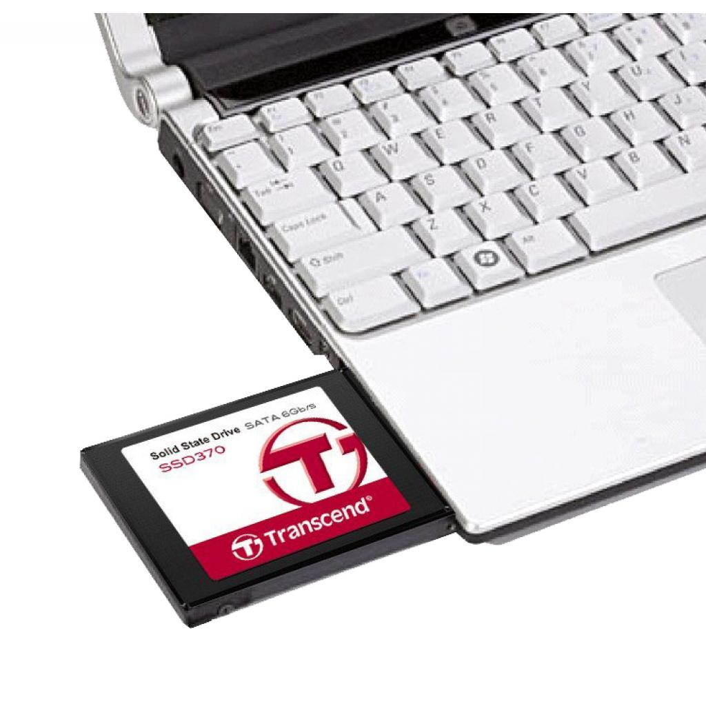 "Накопитель SSD 2.5""  32GB Transcend (TS32GSSD370) изображение 6"
