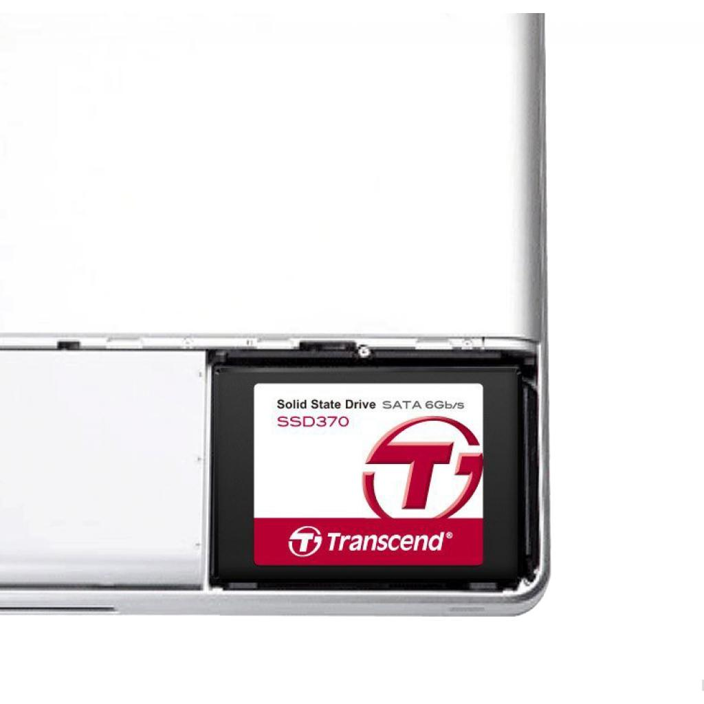 "Накопитель SSD 2.5""  32GB Transcend (TS32GSSD370) изображение 7"