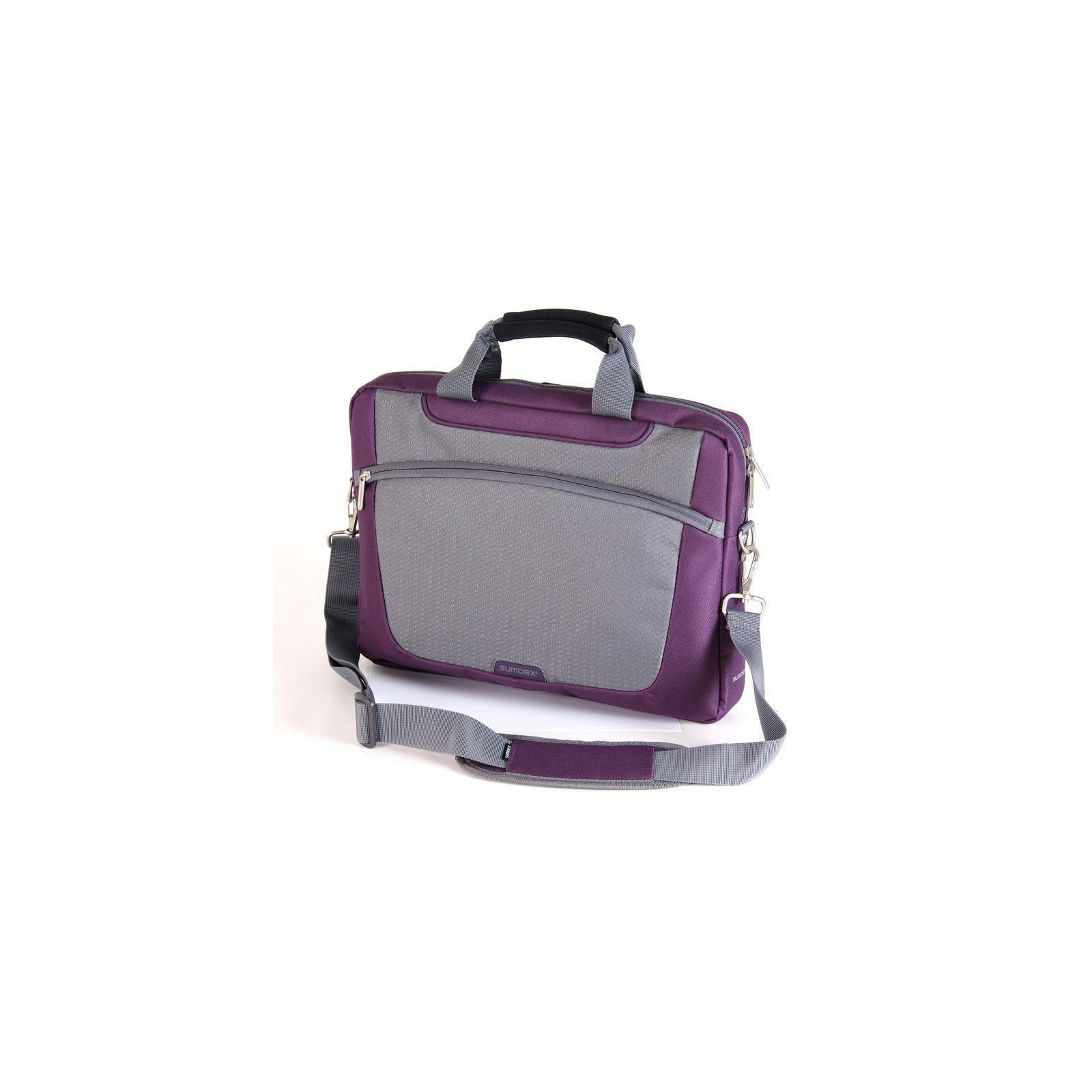 """Сумка для ноутбука Sumdex 16"""" PON-318 RD (PON-318RD)"""