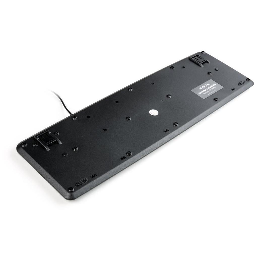 Клавиатура Vinga KB300BK изображение 5