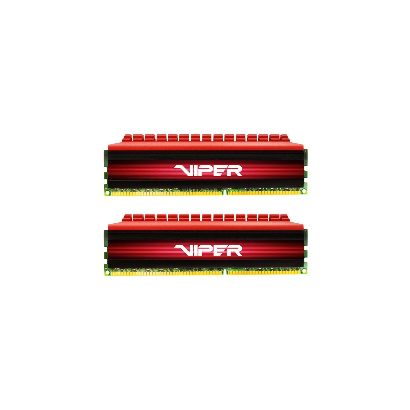 Модуль памяти для компьютера DDR4 32GB (2x16GB) 2400 MHz Original PE-V4 BLK/RED Patriot (PV432G240C5K)