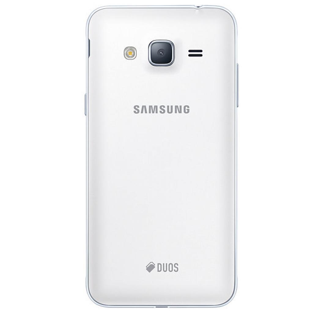 Мобильный телефон Samsung SM-J320H (Galaxy J3 2016 Duos) White (SM-J320HZWDSEK) изображение 2