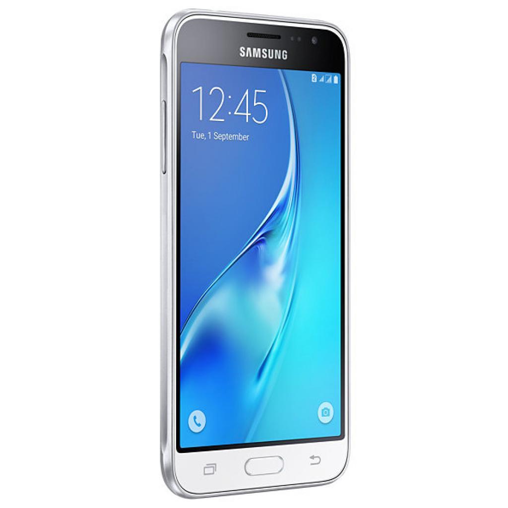 Мобильный телефон Samsung SM-J320H (Galaxy J3 2016 Duos) White (SM-J320HZWDSEK) изображение 4