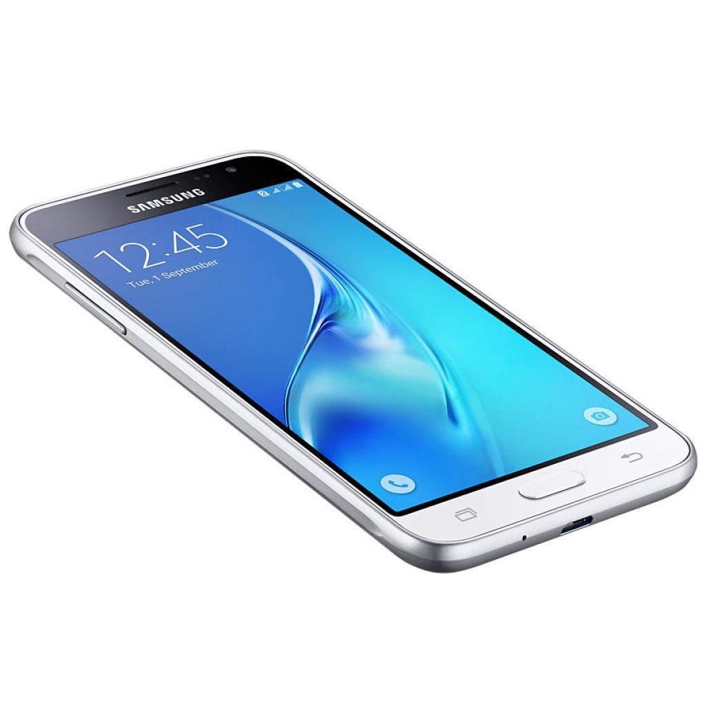 Мобильный телефон Samsung SM-J320H (Galaxy J3 2016 Duos) White (SM-J320HZWDSEK) изображение 5